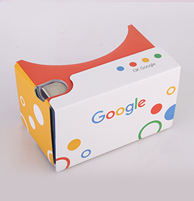 V2 Custom Kit - Best Google Cardboard Kit - I Am cardboard